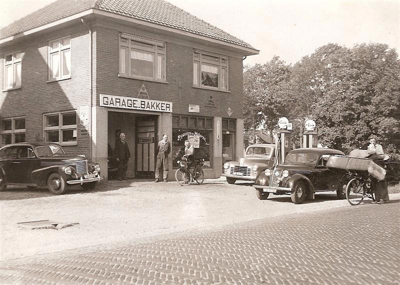 Garage Bakker Apeldoorn : De historie van ons bedrijf garage bakker