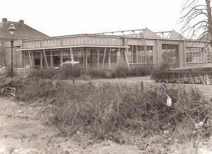 1962 - Nieuwe werkplaats