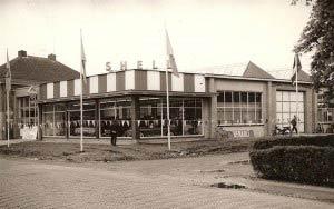 1962 - Opening showroom