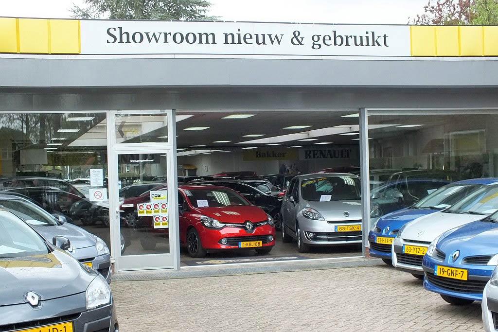 Verkoop 02 - Showroom