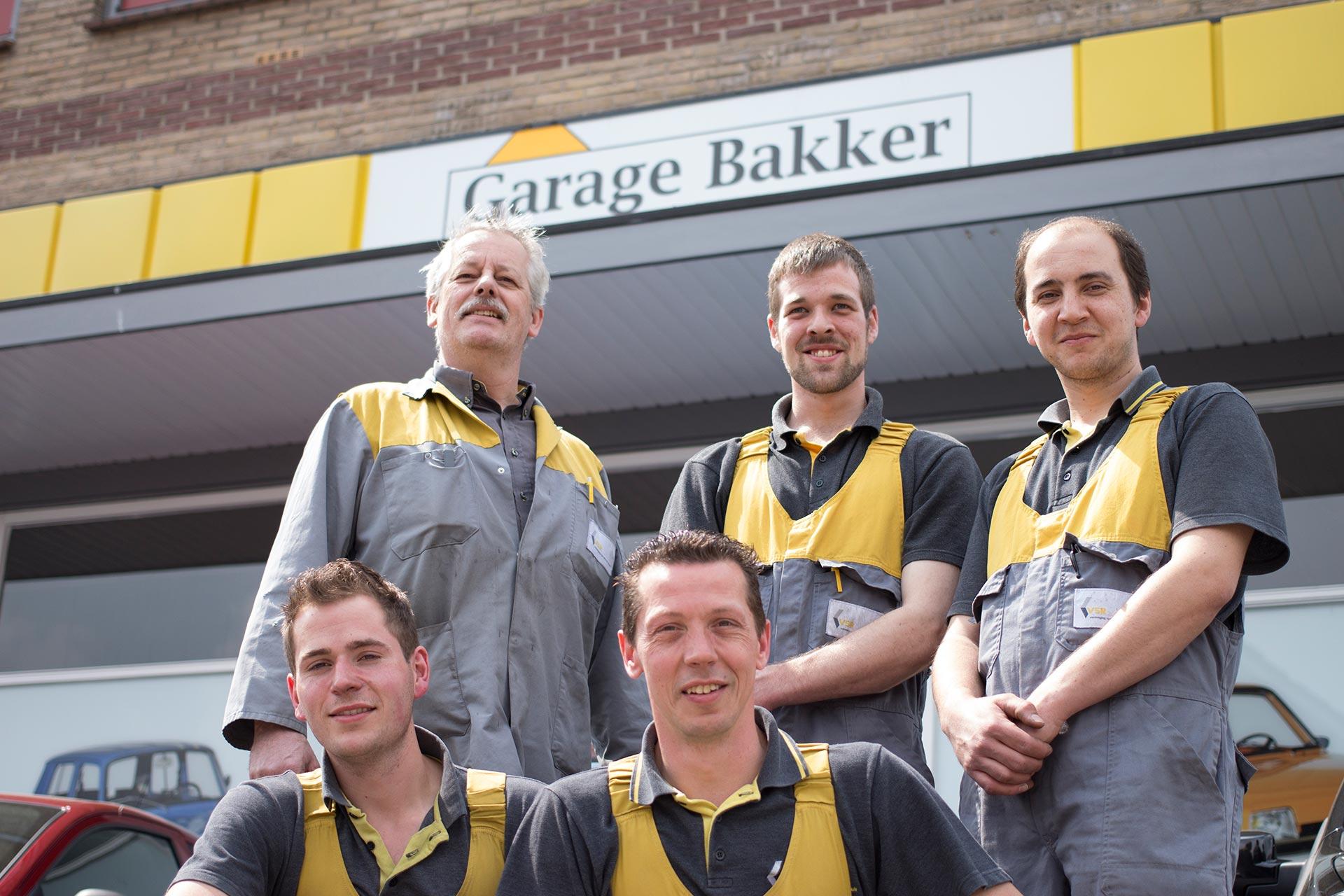 Werkplaats Garage Bakker