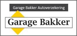 Premie berekenen Garage Bakker Autoverzekering