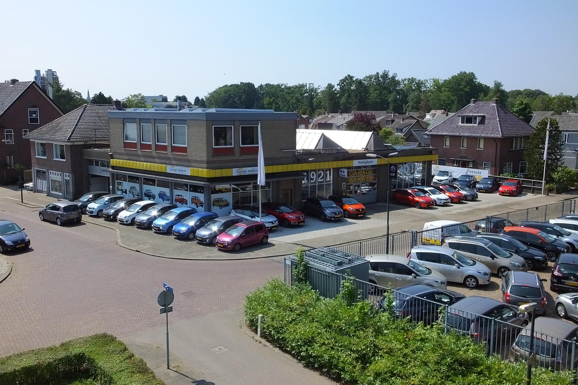 Garage Bakker Apeldoorn : Garage bakker uw renault specialist in apeldoorn